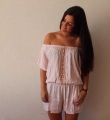 Mono Ibicenco Miami Rosa Boho, Hippy, Miami, Shoulder Dress, Dresses, Fashion, Hippie Clothing, Latest Fashion Trends, Style