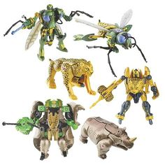 Transformers: Beast Wars my favorite show in the morning as a kid.