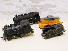Vintage Model Train Engine HO Scale Collection for by Idugitup, $23.75