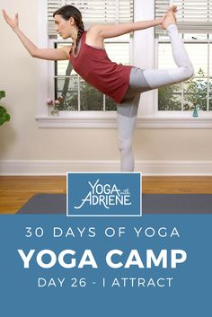 Yoga Camp Day Step on your yoga mat to honor your body and thoughts and words for this full 40 min heart practice. Find expansion on the mat today. Namaste Yoga, Yoga Meditation, Yoga Sequences, Yoga Poses, Free Yoga Videos, 30 Day Yoga, Home Yoga Practice, Yoga With Adriene, Yoga Routine
