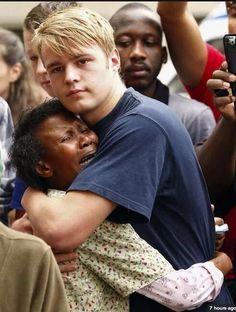 The day Mandela died. Photo: Siphiwe Sibeko, Reuters.