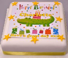 alligator cake pictures | general-birthday-cakes-green-crocodile-cake-35369.jpg