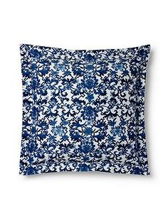Dorsey paisley square oxford pillowcase