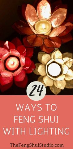Lighting is a Feng Shui Energy Boost. 24 Feng Shui tips to use lighting to balance and harmonize your Feng Shui home. You are in the right place a Feng Shui Basics, Feng Shui Rules, Feng Shui Principles, Feng Shui Tips, Feng Shui Lighting, Feng Shui Studio, Consejos Feng Shui, Feng Shui Office, Feng Shui Bedroom Tips