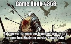 Dungeons And Dragons Characters, D&d Dungeons And Dragons, Dnd Characters, Anime Meme, Dnd Stories, Pen & Paper, Dungeon Master's Guide, Dnd Funny, Dnd 5e Homebrew