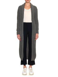 Ribbed-knit wool and cashmere-blend cardigan  | Raey | MATCHESFASHION.COM UK
