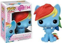 My Little Pony Rainbow Dash - Funko Pop Vinyl Figure