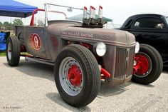 Ford 8N Hot Rod                                                                                                                                                                                 More