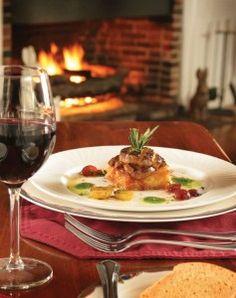 Love the setup Up Halloween, Romantic Dinners, Feel Better, Beef, Food, Romance, Vinaigrette, Dressings, February