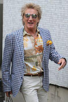 Rod Stewart: Designer brands are overrated - TV3 Xposé