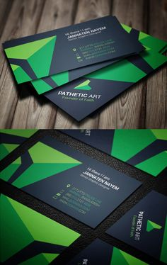 L s letters logo with business card template ard pinterest modern business card template reheart Gallery