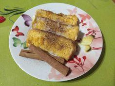 Γλυκές αυγοφέτες French Toast, Breakfast, Food, Morning Coffee, Essen, Meals, Yemek, Eten