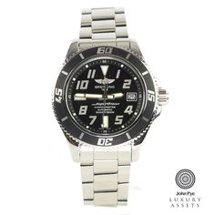 #Breitling #Superocean Gents Stainless Steel Automatic #Watch