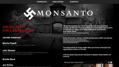 Mike Adams claims Monsanto set up