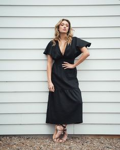 Buy Dresses and much more at Stride's online store; the home of ethical fashion by Australian brands Fast Fashion, Slow Fashion, Mid Length Dresses, Short Sleeve Dresses, Melbourne Fashion, Ethical Fashion Brands, Australian Fashion, Boutique Dresses, Buy Dress