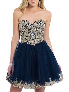 Wedtrend Women's Tulle Sweetheart Homecoming Dress with Beads WT10159 Royal Blue 26W. A line scoop neckline short/mini dress by Wedtrend. Beaded top, empire waist with rhinestone waistlin. Zipper closure, padded bra. Hand wash in warm water. Hang to dry. Iron under warm and low temperature. Any question about size, delivery-time or after-service, feel free to contact us, we will respond you within 24 hours.