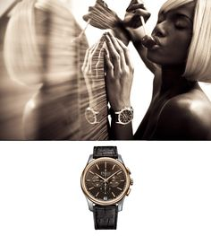 Model sporting a Zenith timepiece High End Watches, Cool Watches, Fashion Beauty, Mens Fashion, Watch Companies, Sports Betting, Gentleman Style, Wood Watch, Luxury Watches