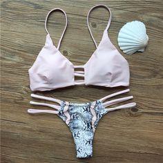 Novo 2017 Sexy Lady Swimwear Praia de Banho Terno Vinho Tinto amarelo preto bikini swimsuit com tiras muiti cordas bikinis definir terno E627 em Conjunto biquínis de Sports & Entretenimento no AliExpress.com | Alibaba Group