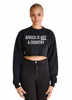 AFRICA IS NOT A COUNTRY CROP