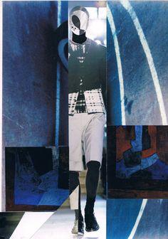 Christina Raben Davidsen: Jil Sander Menswear S/S 2014 @ Milan Fashion Week