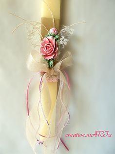 Πασχαλινές λαμπάδες 2017 Easter Crafts, Gift Wrapping, Wallpapers, Deco, Hats, Handmade, Clothes, Candles, Gift Wrapping Paper
