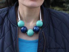KORÁLE a náušnice | originalní domov Turquoise Necklace, Jewelry, Fashion, Jewlery, Moda, Jewels, La Mode, Jewerly, Fasion