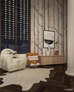 A Hygge Hideaway Rustic Living RoomsHyggeCollectionsSpaceBlogBachelorette PadLiving Room DesignsModern DesignVignettes