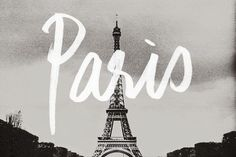 Paris... coming to an anniversary near you soon my bride!