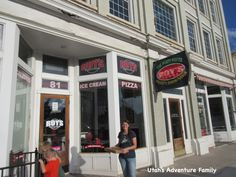 Best Pizza Ever. Roy's Pizza is our favorite restaurant in Sanpete County and they now have a location in Washington County, too! Ephraim Utah, Snow College, Utah Adventures, Good Pizza, Family Adventure, Cozy