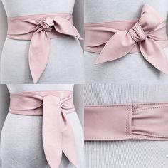 Gorgeous new colour to add to the Nappa belt range Baby Pink! - Gorgeous new colour to add to the Nappa belt range Baby Pink! Available in all… – Beach time - Fashion Belts, Diy Fashion, Fashion Accessories, Fashion Outfits, Diy Corset, Corset Belt, Sewing Clothes, Diy Clothes, Cinto Obi