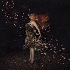 Changing Winds, Brooke Shaden