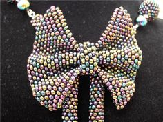 Bow | biser.info - all about beads and bead work