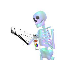 Image result for skeleton gif