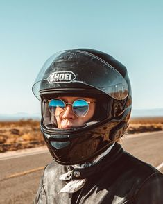 The open road can take you anywhere, just as long as you've got the right equipment for the journey ahead. Randolph Sunglasses, Randolph Engineering, Men's Sunglasses, American Made, Matte Black, Best Sellers, Riding Helmets, Journey, Mens Tops