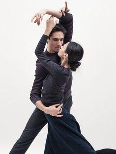 Kristina Shapran Кристина Шапран and Timur Askerov Тимур Аскеров, Mariinsky Ballet