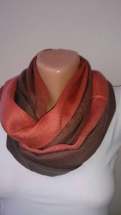 new  IQ New fashion scarfinfinity scarfwrap van StyleWomenScarves op Etsy