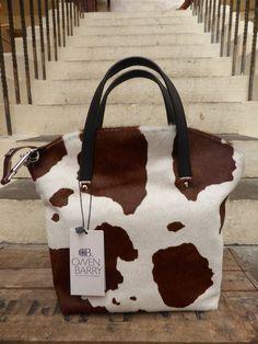 Owen Barry Cowhide Handbag