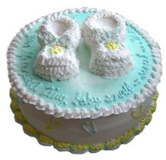 amazing buttercream frosting baby shower cakes  this is a, Baby shower invitation