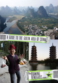 A guide to the Guilin area of China: Yangshuo, Xingping and beyond!
