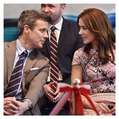 The Crown Prince & Crown Princess of Denmark in Japan for three days