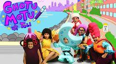 Nursery Rhymes in Hindi for Children   Ghotu Motu Ki Toli   Full Episode