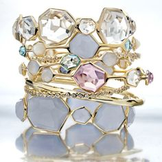 Modern Rock Candy Bangles, Ippolita Jewelry