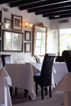 This gastro pub offers a homely yet sophisticated environment with creative and comforting food.