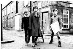 Children east London