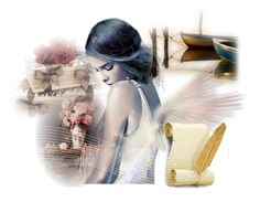 """""""memories"""" by fashionphantom ❤ liked on Polyvore featuring art"""
