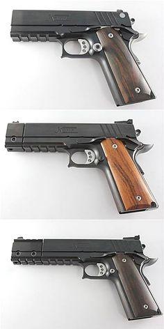 Korth PRS pistols