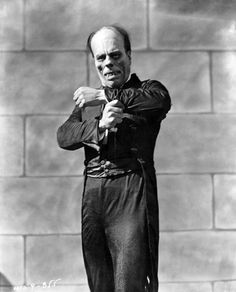 phantom of the opera - Lon Chaney, the man of a thousand faces