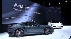 #Porsche auf der NAIAS