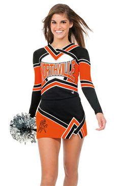 cheer uniforms on cheerleading uniforms