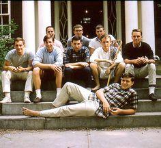 Dartmouth freshmen - 1964  #fashion  #style